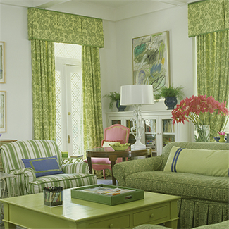 Furnishing Decorative Fabric